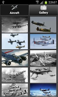 WWII - Fighters & Bombers - screenshot thumbnail