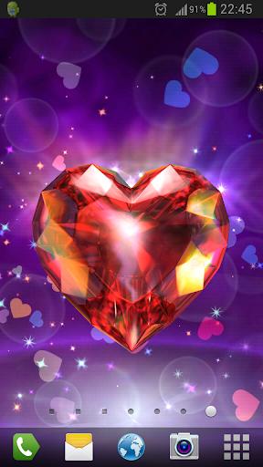 スウィートハート:ダイヤモンド-3Dライブ