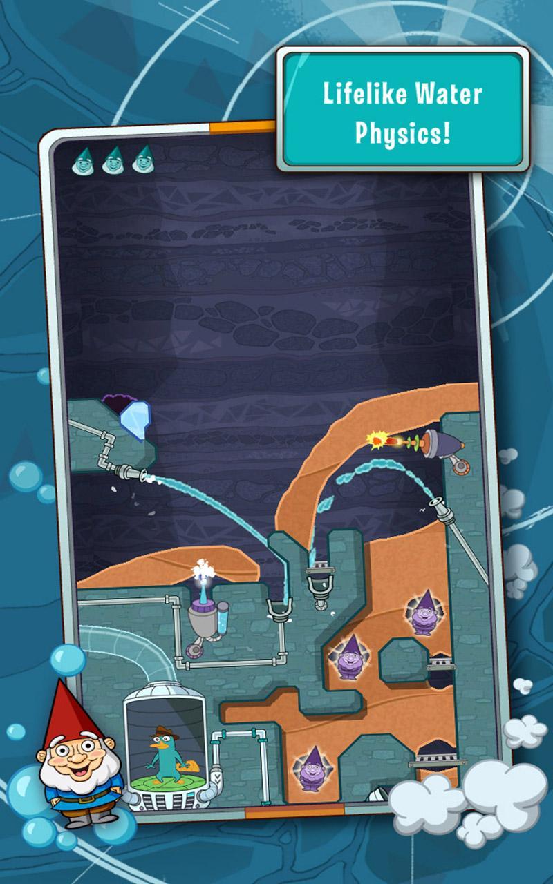 Where's My Perry? Free screenshot #6