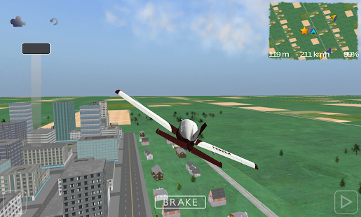 Flight Sim screenshot