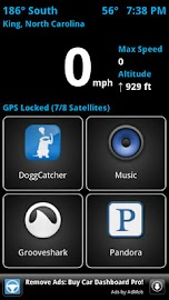 Car Dashboard (Free) Screenshot 1