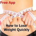 How To Lose Weight Quickly icon