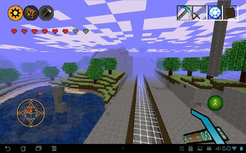 Minebuilder Pre-Made Map - screenshot thumbnail