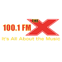 100.1 FM The X icon
