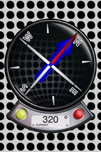 3D Compass and Magnetometer - screenshot thumbnail