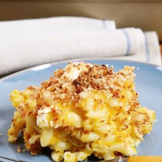Squash Baked Macaroni