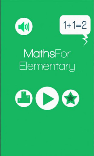 Maths Game for Elementary
