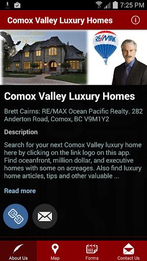 Comox Valley Luxury Homes
