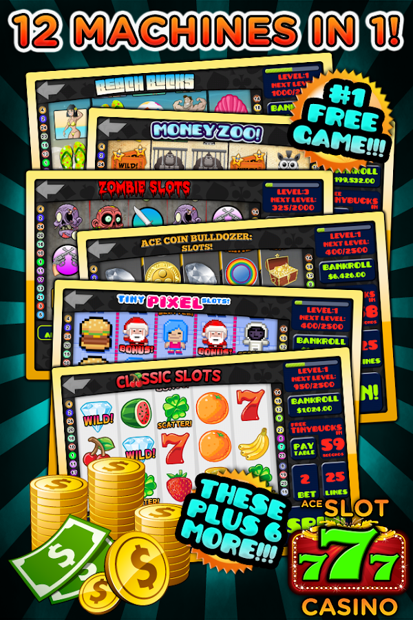Ace Slots Machines Casinos - screenshot