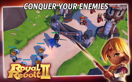 Royal Revolt 2 Screenshot 26