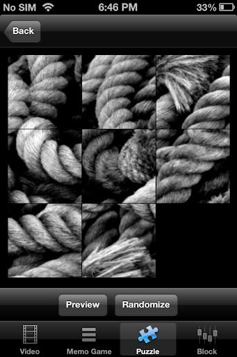 Rope Puzzle Challenge