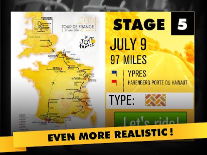 Tour de France 2014 - The Game - screenshot thumbnail