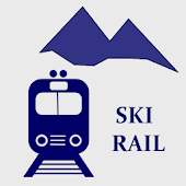 The Alps Ski Resort & Rail Map