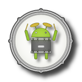 DroiDrum - A Basic Drum Set Android APK Download Free By HIROMARU KOBO