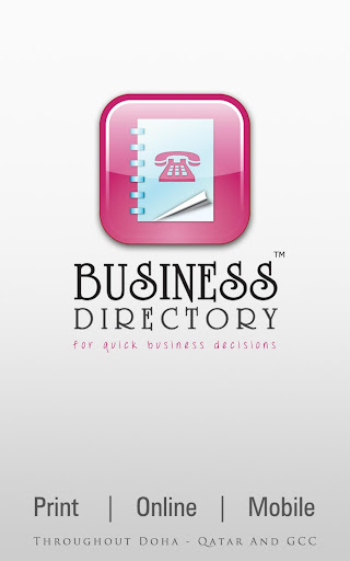 Qatar Business Directory Tab