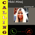 Nicki Minaj Calling Prank icon