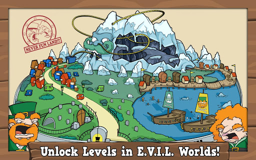 Burt Destruction v1.1 APK