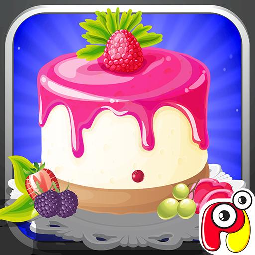 芝士蛋糕制造者 家庭片 App LOGO-硬是要APP