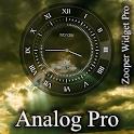 Analog Pro - Zooper Widget Pro icon