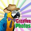 Creative Photos icon