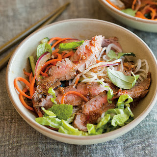 Vietnamese Flank Steak Salad Recipe