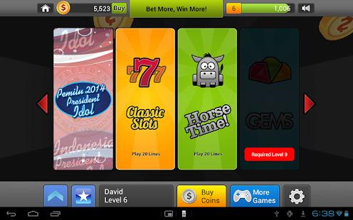 Pemilu Slots - screenshot thumbnail