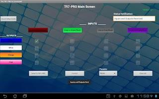 Screenshot of TR7-PRO