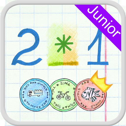解謎App|子供のための数学 LOGO-3C達人阿輝的APP