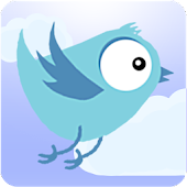 Lost Flying Bird