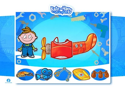 Build a Plane with Kate&Harry- screenshot thumbnail