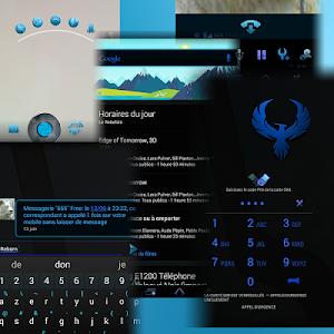 ReBorn Blue : CM11 Theme v3.4