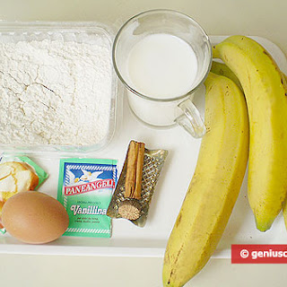 The Recipe for Jamaican Banana Pancakes