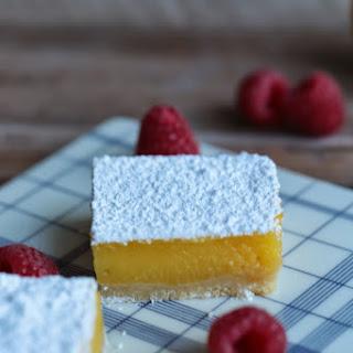 Lemon Squares.