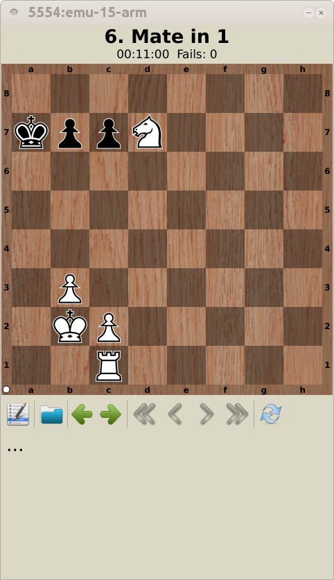 chess tactics and strategy - screenshot