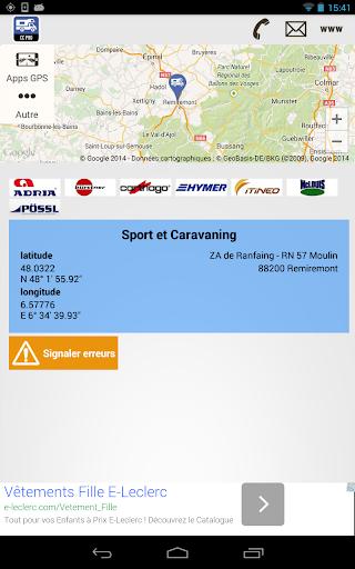 【免費商業App】Camper-PRO - Camping-car-APP點子