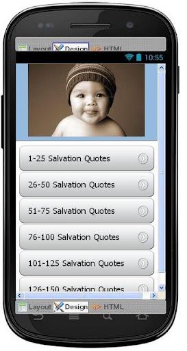 Best Salvation Quotes