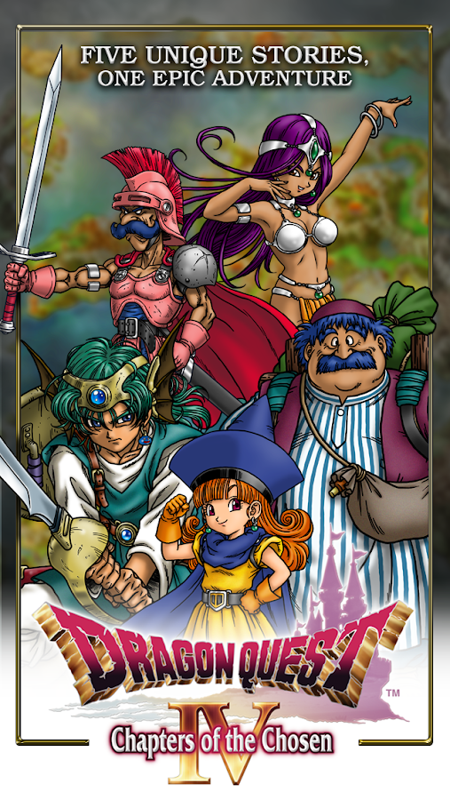 DRAGON QUEST IV- screenshot