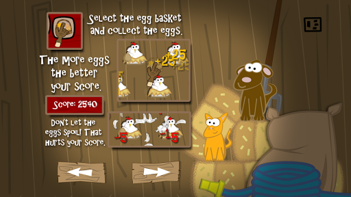 Chicken Coop Chaos