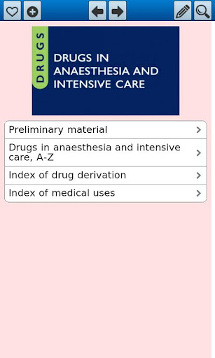 Drugs in Anaes. Int. Care 4E