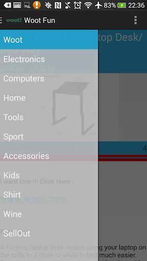 Woot Hoo v1 - Woot.com