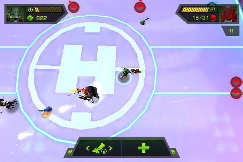 LEGO® HeroFactory Brain Attack- screenshot