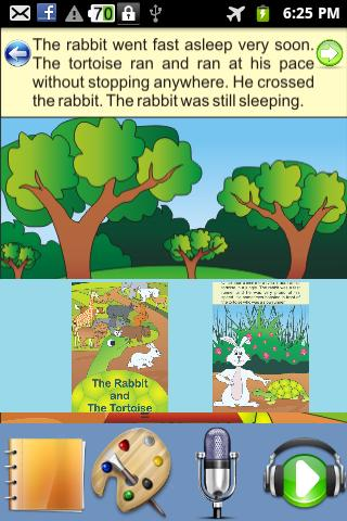 玩免費漫畫APP|下載Tortoise and Rabbit - Story app不用錢|硬是要APP