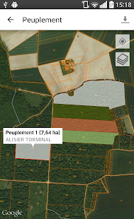 Ma Forêt, carte et gestion- screenshot thumbnail