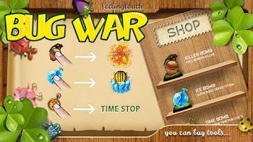Screenshot of Bugs War