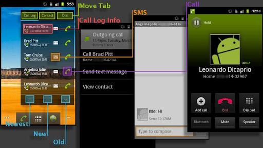 برنامج ويدجت الاتصال الرائع Widget_Phone_Pro_v1.30