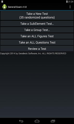 HAM Element 3 General Exam v1