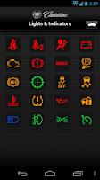Screenshot of myCadillac