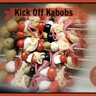 Kick Off Kabobs.