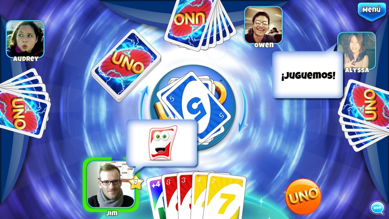 UNO ™ & Friends: captura de pantalla