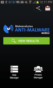 Malwarebytes Anti-Malware v1.04.3